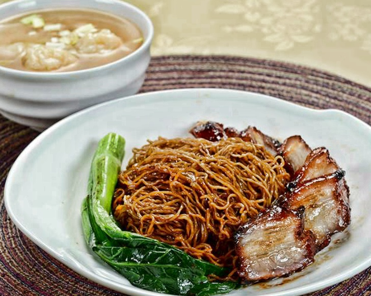 Hong Kong Wanton Noodle, one of the restaurant's signature dishes. Photo: Zok Noodle Facebook page