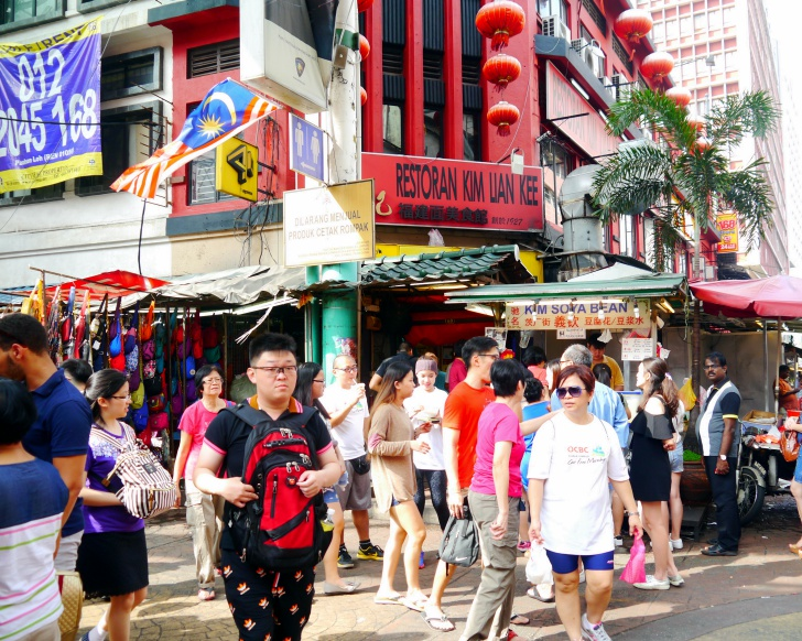 There are plenty of bargain galore in Petaling Street. Photo: Khalil Adis