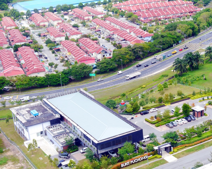 The federal administrative capital of Putrajaya is 20 minutes away while the Kuala Lumpur International Airport (KLIA) is just 30 minutes away from Epic Residence. Meanwhile, the Puchong Industrial Park is located some 13 minutes away via the Damansara-Puchong highway (LDP). Photo: Khalil Adis