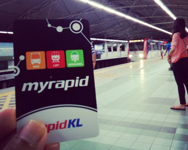 You can save more with the monthly MyRapid Card! Photo: Khalil Adis