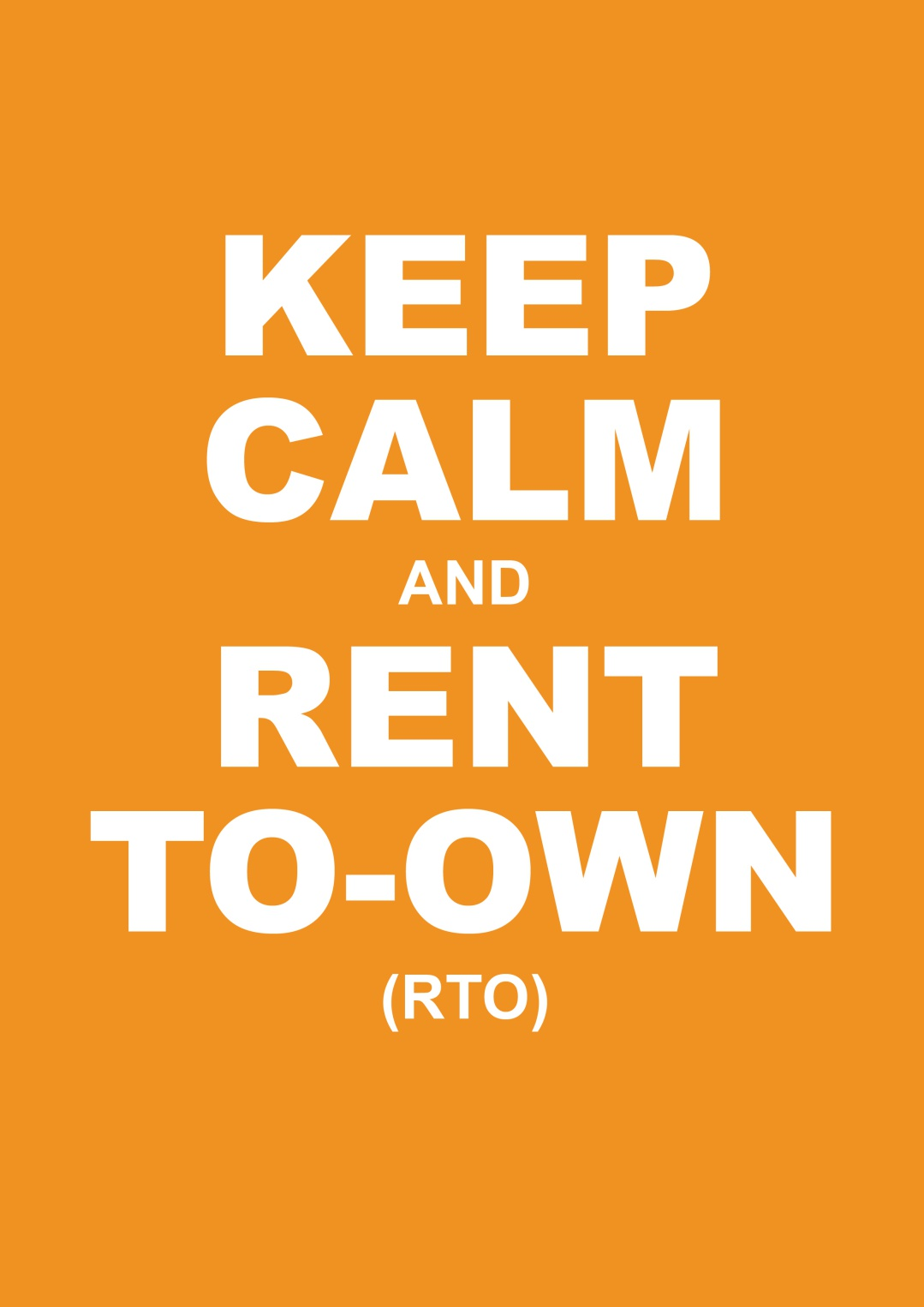 The Rent-To-Own (RTO) scheme is one innovative way developers such as TAHPS are offering  to assist aspiring home buyers.